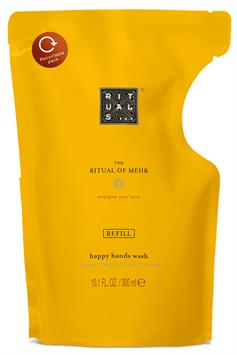 rituals the ritual of mehr happy hands wash refill 300 ml