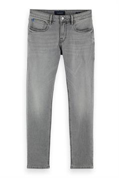 scotch & soda heren jeans skim - silver tongued 159630