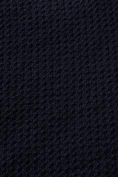 scotch & soda heren trui polo knitted long-sleeve polo contains recycled polyester 163985