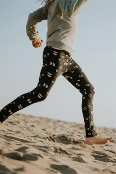 sproet & sprout kids legging print abstract s21-779