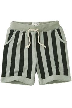 sproet & sprout kids short painted stripe s21-768
