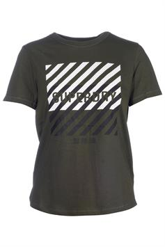 superdry dames fitness t-shirt ws310210a