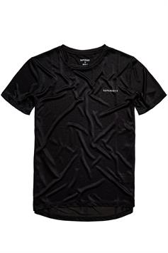 superdry heren fitness t-shirt korte mouw training active tee ms310195a