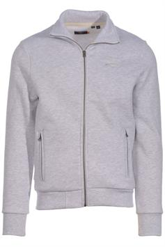 superdry heren vest ol classic track top m2011042a