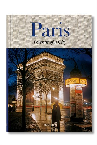 taschen boek paris. portrait of a city 978-3-8365-5606-4