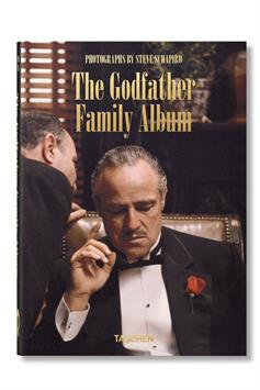 taschen boek steve schapiro. the godfather family album 978-3-8365-8064-9