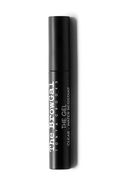 the browgal clear eyebrow gel clear & water resistant 5 ml