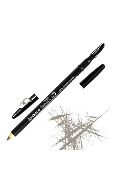 the browgal skinny eyebrow pencil taupe 05