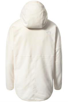 the north face dames hoodie w tka glacier pullover hoodie