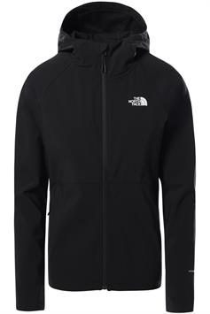 the north face dames softshell jack w apex nimble hde nf0a55ty