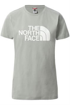 the north face dames t-shirt korte mouw w s/s easy tee nf0a4t1q