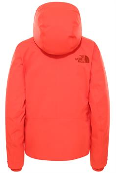 the north face dames wintersport jack w lenado jacket flare nf0a4r1m