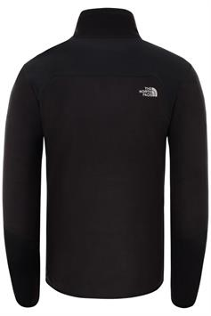 the north face heren fleece sweater m glacier pro 1/4 nf0a3yfzkx7