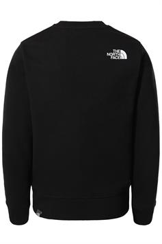 the north face jongens sweater y box crew nf0a37fy1e31