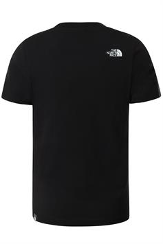 the north face jongens t-shirt y s/s box tee nf0a3bs21e31