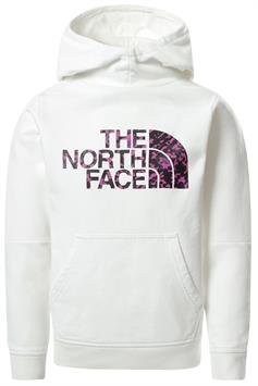 the north face meisjes hoodie g drew peak p/o hd 2 nf0a558t2at1